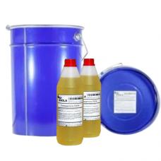 Эпоксидная смола ЭД-20 20 кг в комплекте с отвердителем