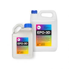 Прозрачная смола для полов Epo-3D 7,5 кг