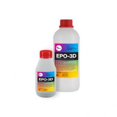 Прозрачная смола для полов Epo-3D 750 гр