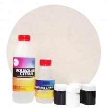 Набор для Resin Art 4 цвета, круглый борд